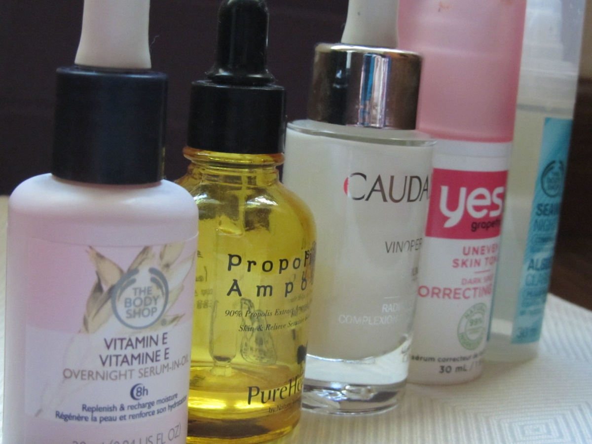 Beauty Serums - Should you bother?