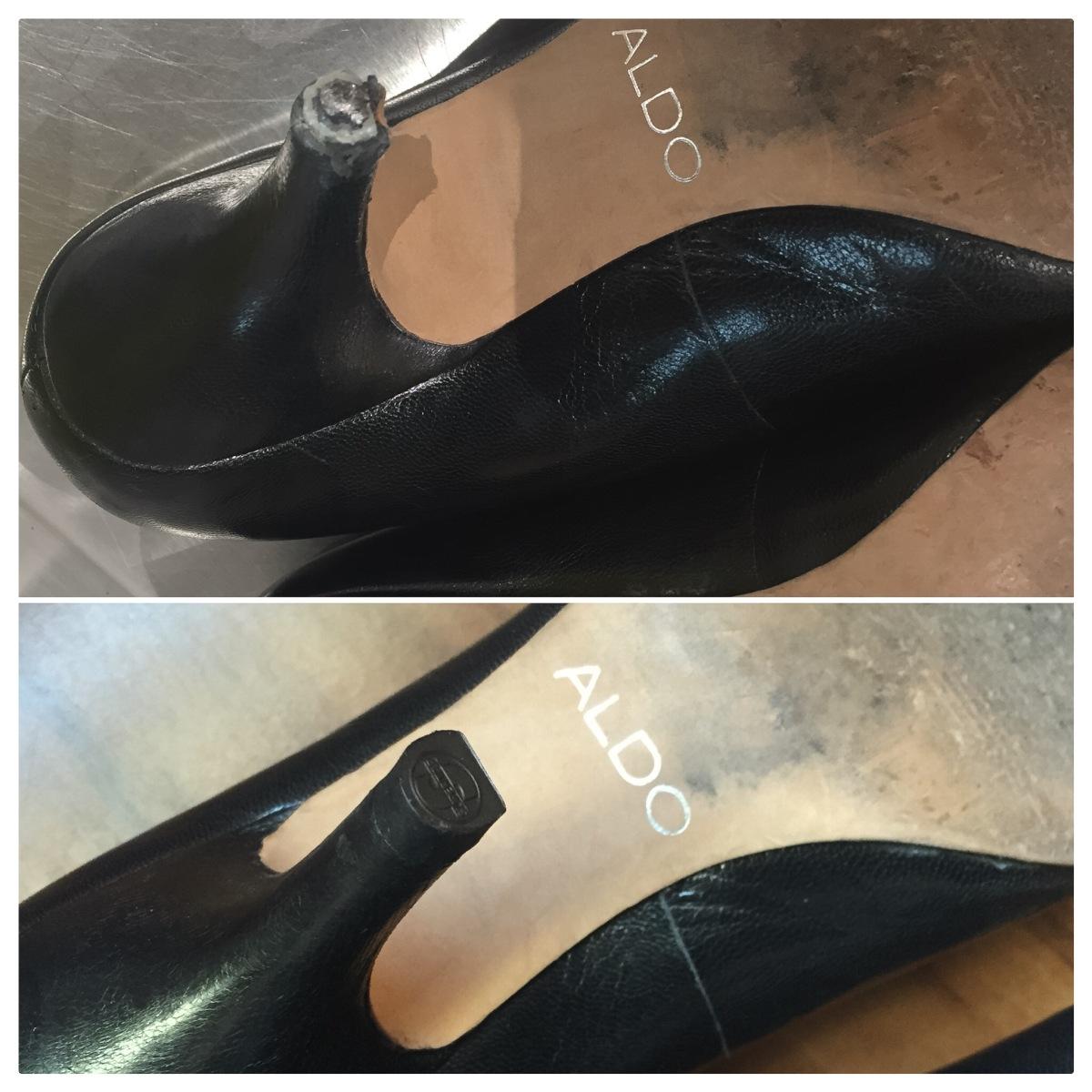 Aldo Shoe Repair Service